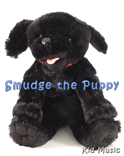 Smudge the Puppy Personalized Stuffed Animal
