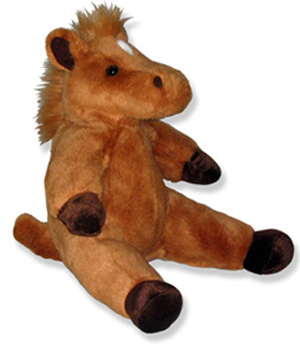 Henry the Horse Personalized Stuffed Animal