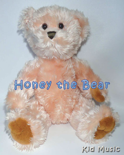 Honey the Bear Personalized Stuffed Animal