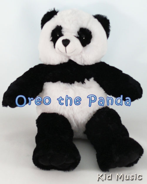 Oreo the Panda Personalized Stuffed Animal
